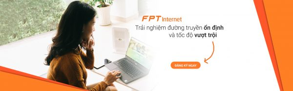 Dịch vụ lắp Internet của FPT Gò Vấp.