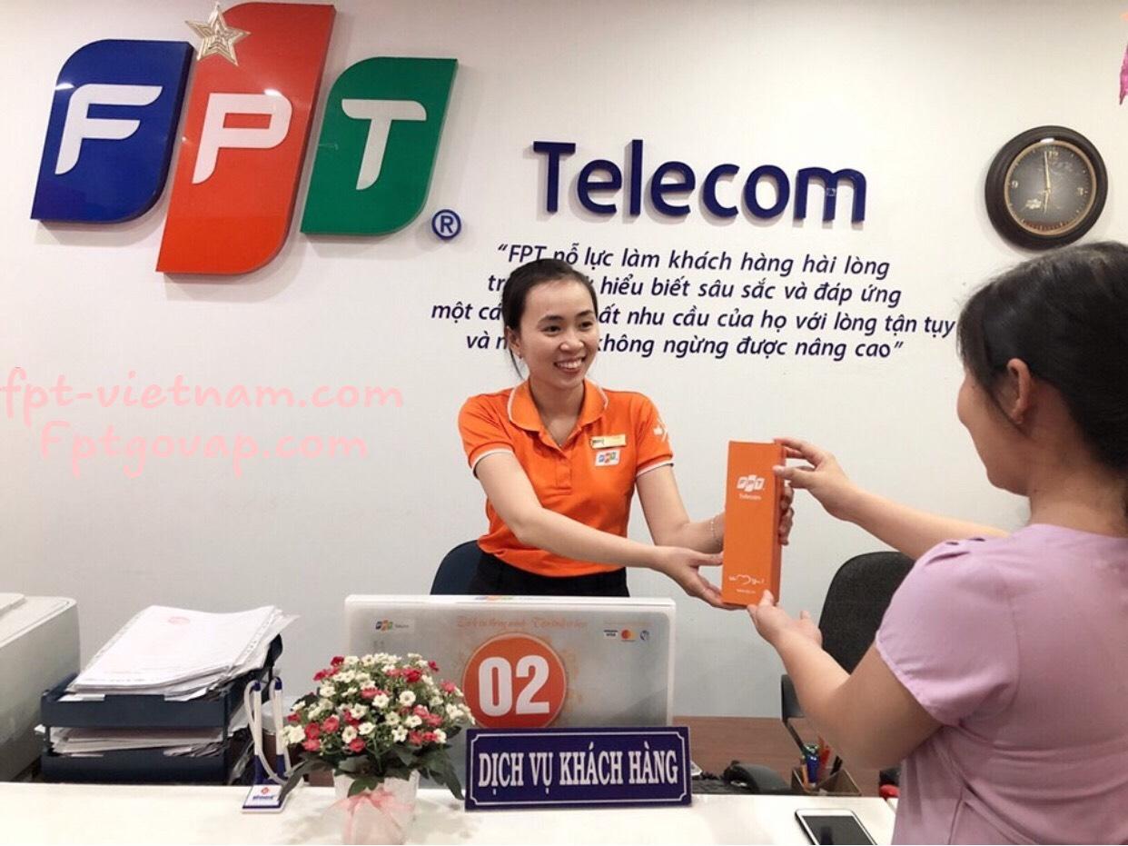 Lắp mạng FPT phường 17 kính chào quý khách.