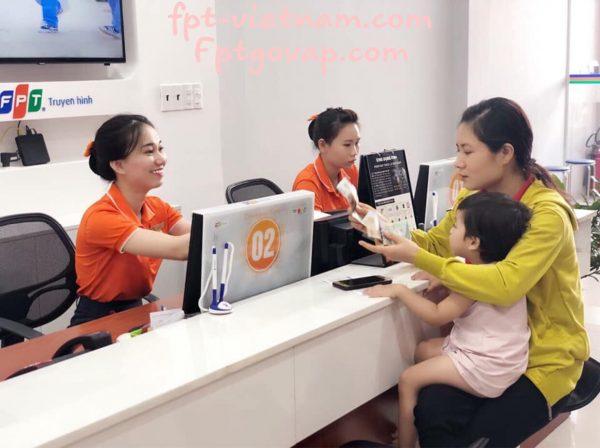 Hãy chọn lắp wifi FPT khi có nhu cầu lắp mạng ở Gò Vấp.