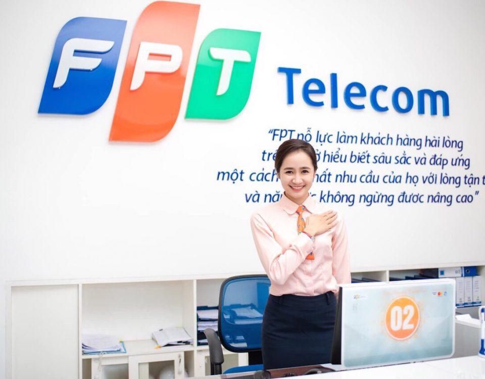 Lắp mạng FPT Quận Bình Thạnh xin kính chào quý khách.