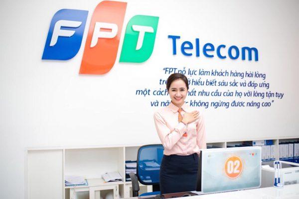 Hãy đến với lắp mạng FPT Telecom Gò Vấp