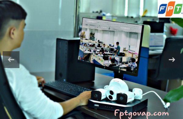 Dịch vụ lắp camera FPT Gò Vấp chuyên nghiệp,chất lượng cao.