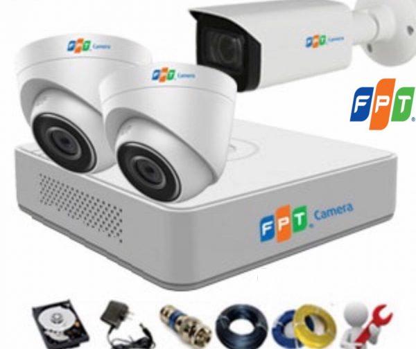 Lắp camera FPT Gò Vấp chất lượng cao.