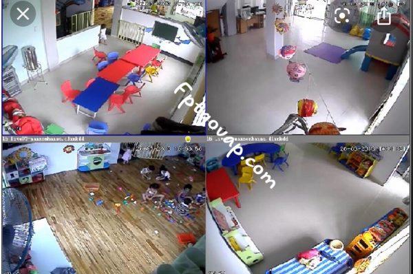 Lắp camera FPT giám sát trẻ em,người lớn tuổi,nhân viên.