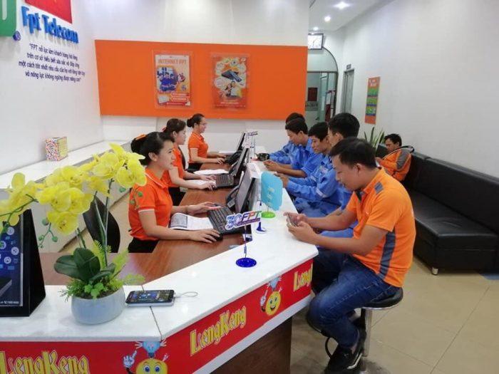 Văn phòng FPT Telecom Quận 2