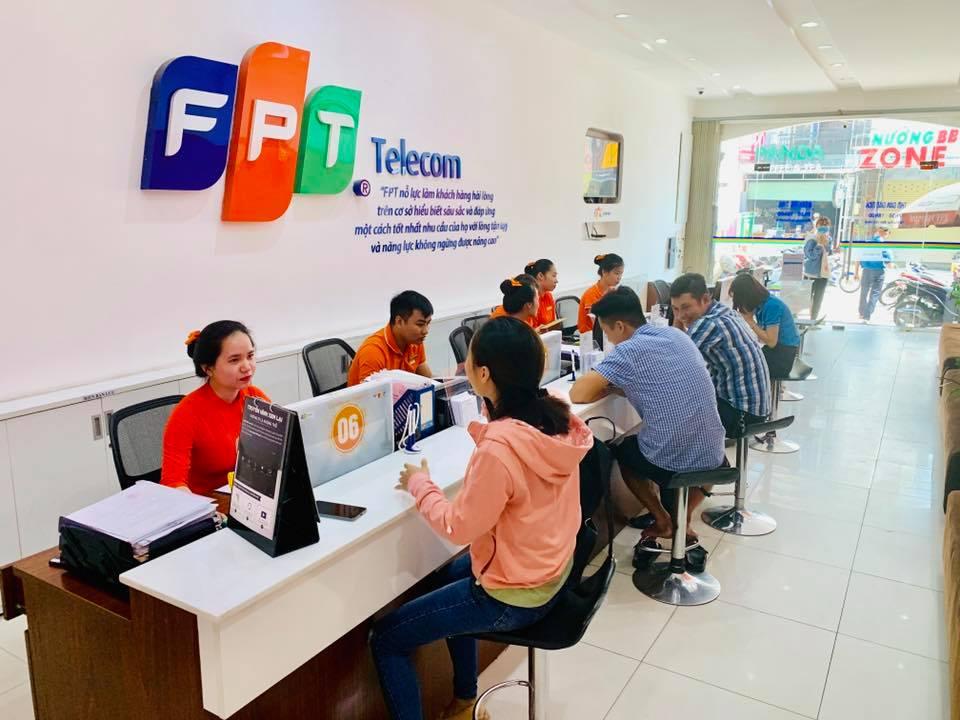 Dịch vụ lắp mạng FPT Phường Bình Thọ.