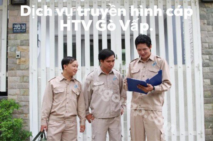 Dịch vụ HTVC Gò Vấp chu đáo, nhiệt tình.