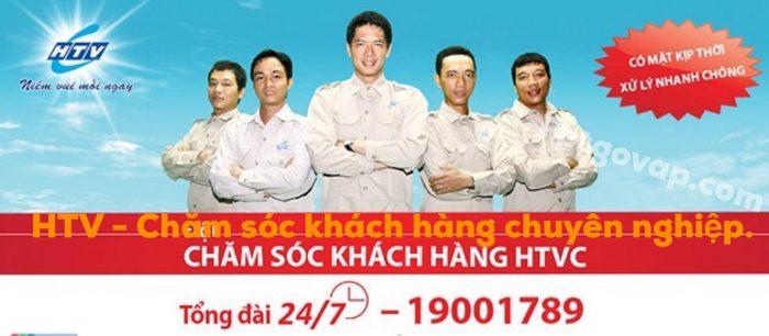 Tổng đài HTVC Quận Gò Vấp.