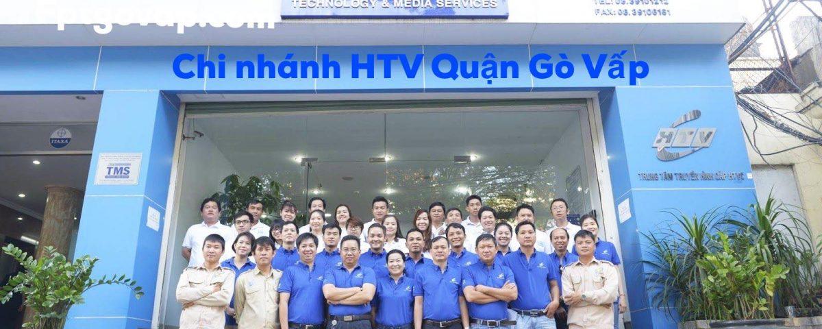 Chi nhánh HTV Quận Gò Vấp.
