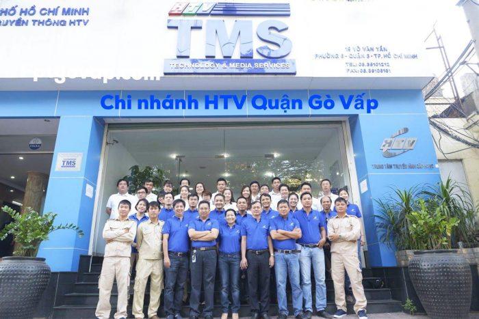 Chi nhánh HTVC Quận Gò Vấp.