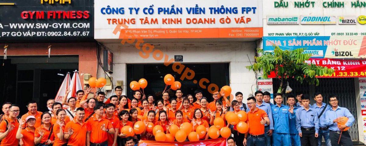 Mùa Hè Đỏ Lửa - Chi nhánh FPT Quận Gò Vấp.