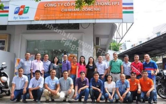 Chi nhánh lắp mạng FPT ở Thành Phố Biên Hòa.