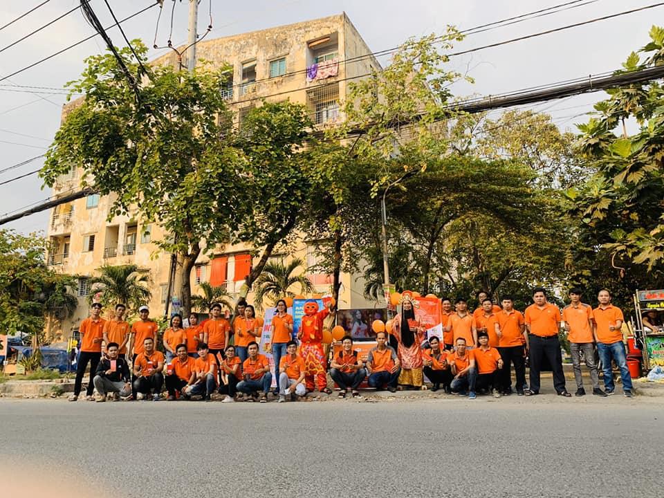 FPT Telecom - Thương hiệu số một Huyện Bình Chánh.