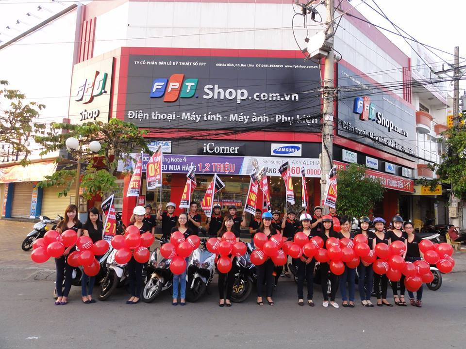 Chi nhánh FPT Huyện Thống Nhất.