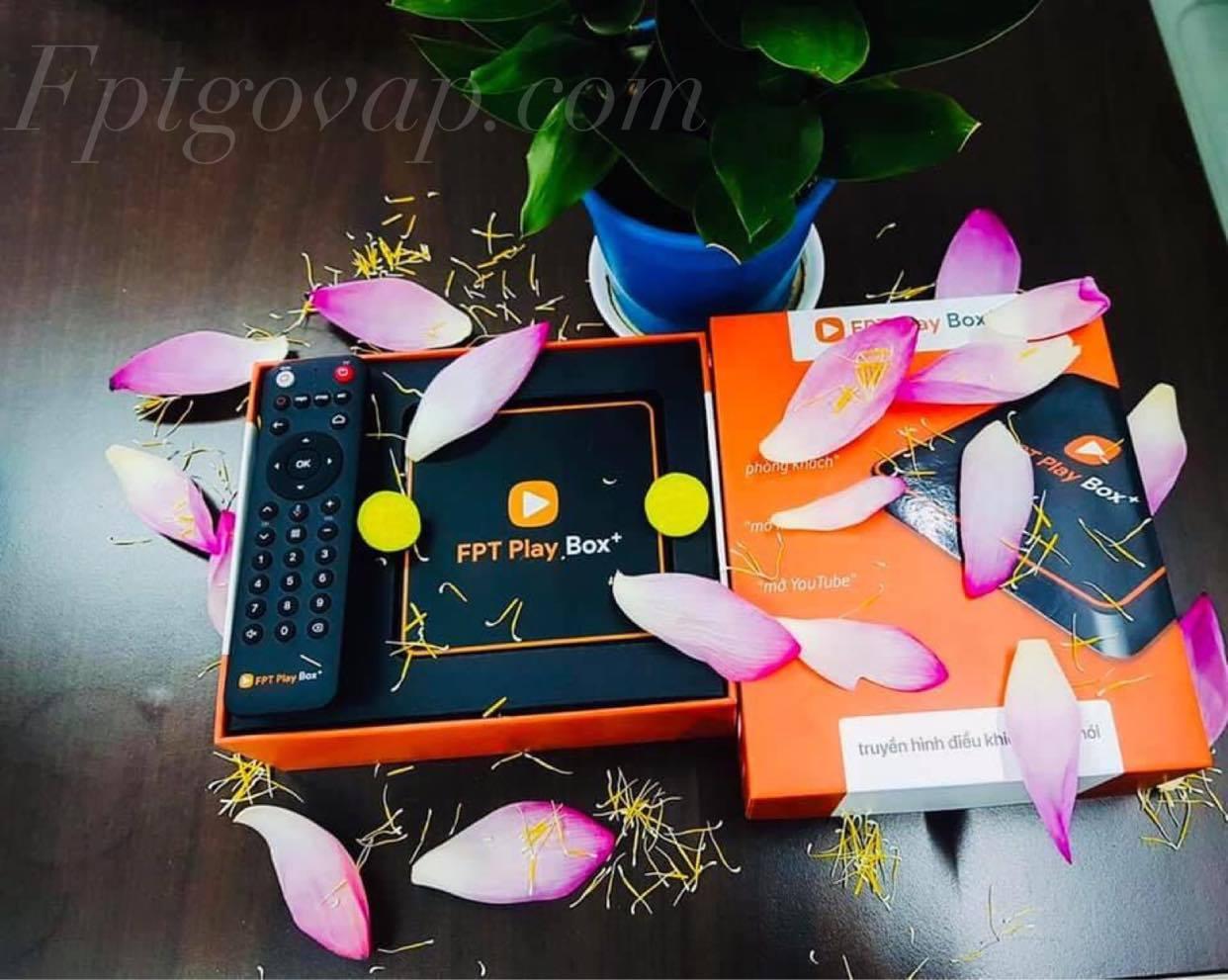 FPT Play Box - Sản phẩm công nghệ cao cấp của FPT Trảng Bom.