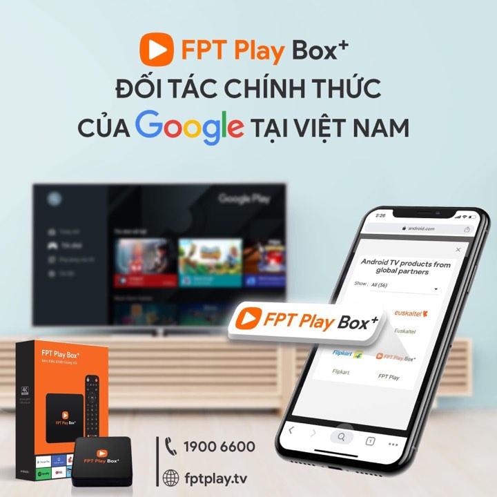 Truyền hình điều khiển bằng giọng nói của FPT Định Quán.