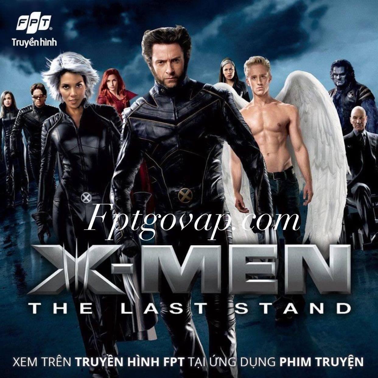 Kho phim đặc sắc của truyền hình FPT Gò Vấp.