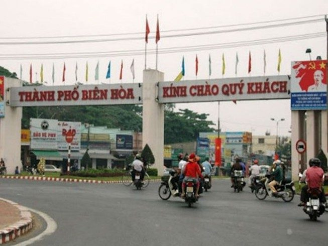 Thành Phố Biên Hòa - Thành phố công nghiệp phát triển của Đồng Nai.