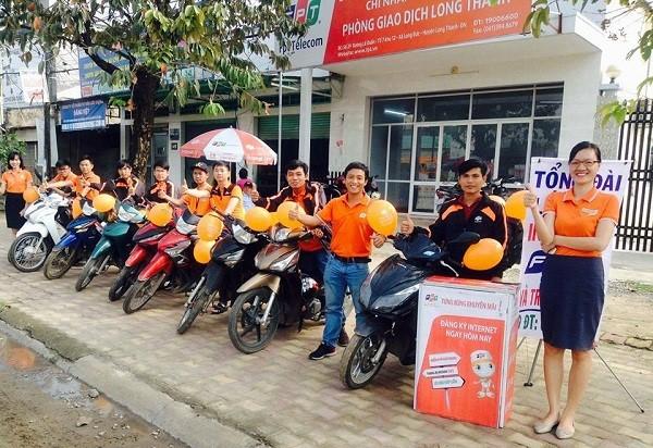 Chi nhánh lắp mạng FPT huyện Long Thành.