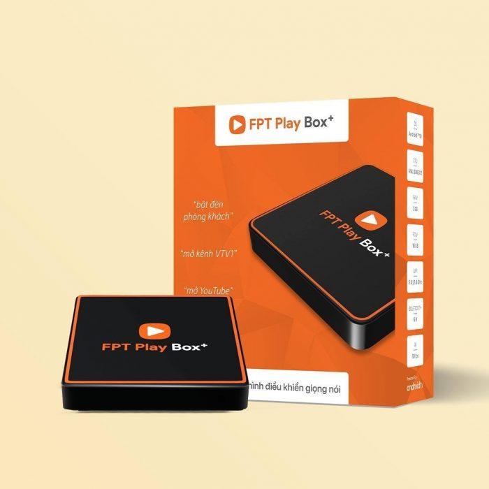 FPT Play Box - Một sản phẩm công nghệ cao của FPT Telecom Quận Bình Thạnh.
