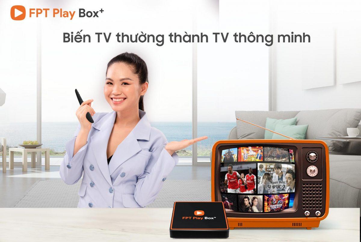 FPT Play Box 2020 - Box OTT đáng mua nhất năm 2020 ở Quận Bình Thạnh.
