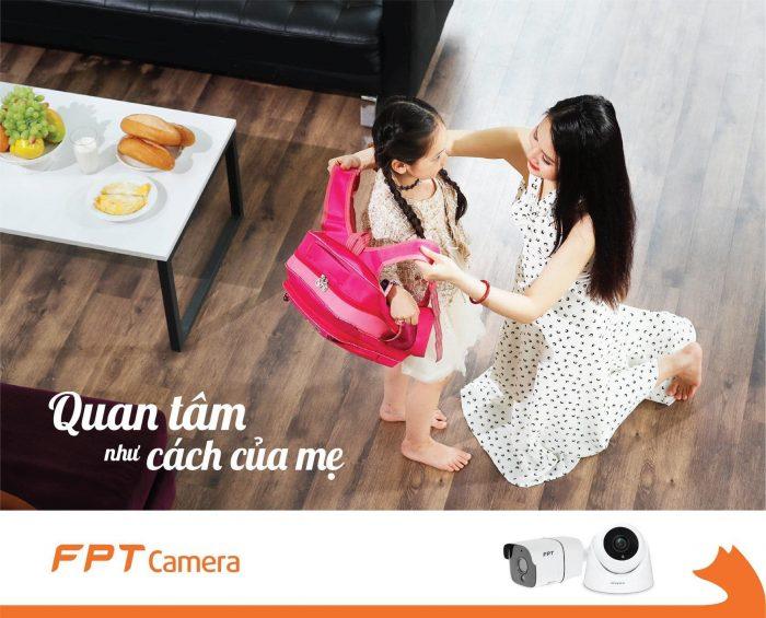 Mua camera FPT để bảo vệ cho bạn và gia đình bạn.