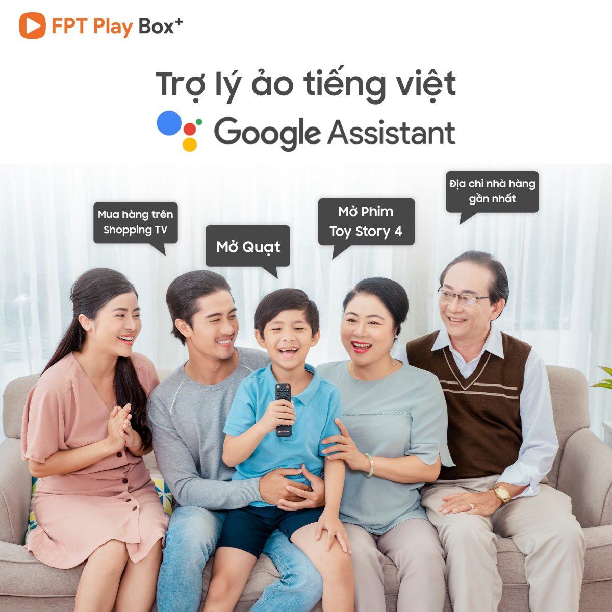 Mua FPT Play Box để gắn kết mọi gia đình ở Quận Tân Phú nhé.