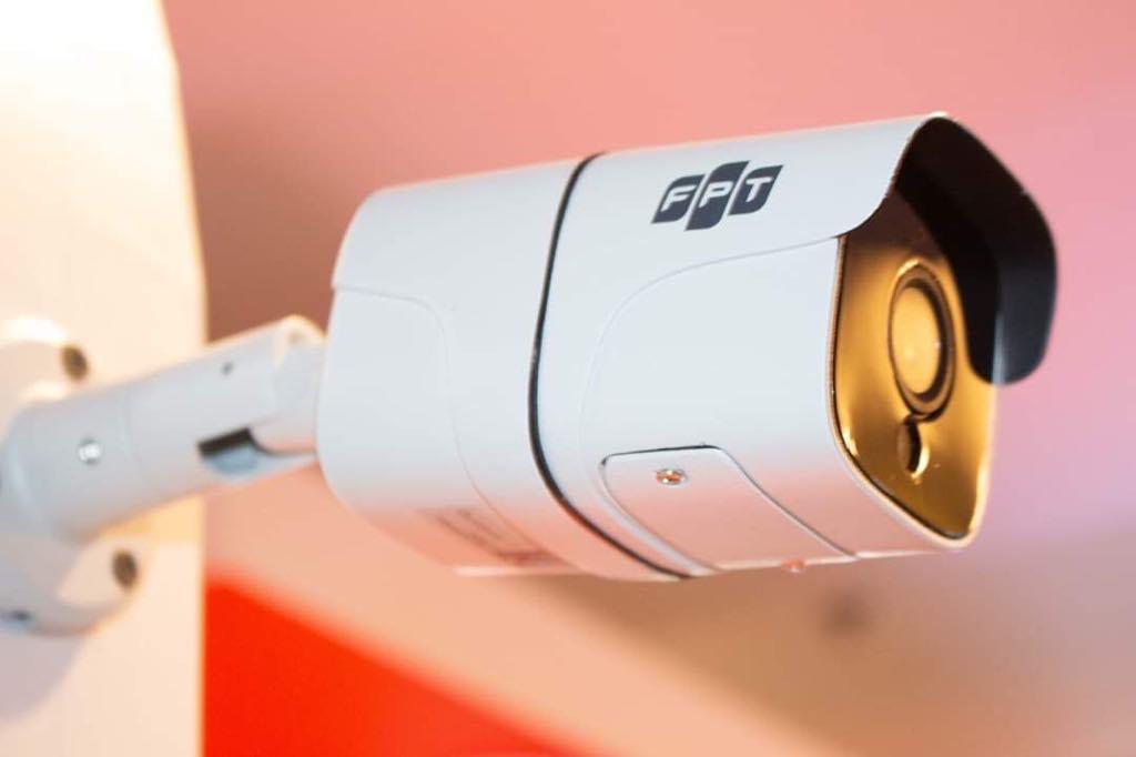 Camera FPT - Một sản phầm công nghệ cao của FPT Telecom.