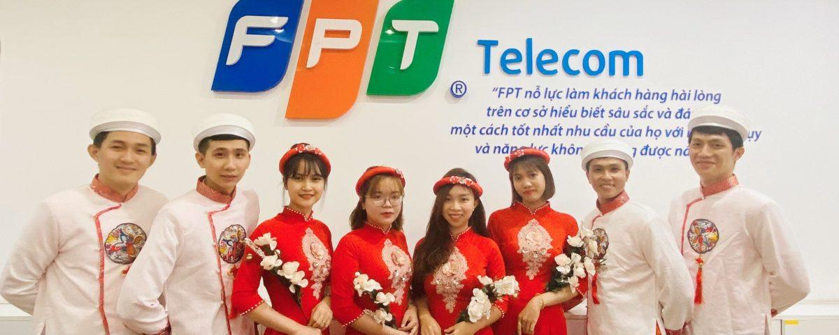 Dịch vụ lắp mạng FPT ở Quận 3 kính chào quý khách.