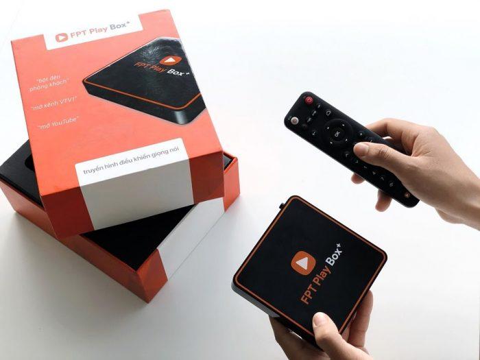 FPT Play Box - Box Android Tivi hiện đại nhất của FPT Telecom Quận Tân Phú.