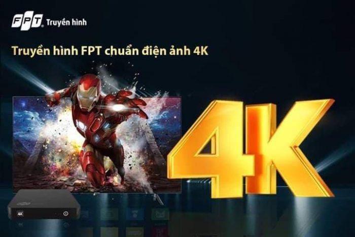 Truyền hình FPT - công nghệ đỉnh cao.