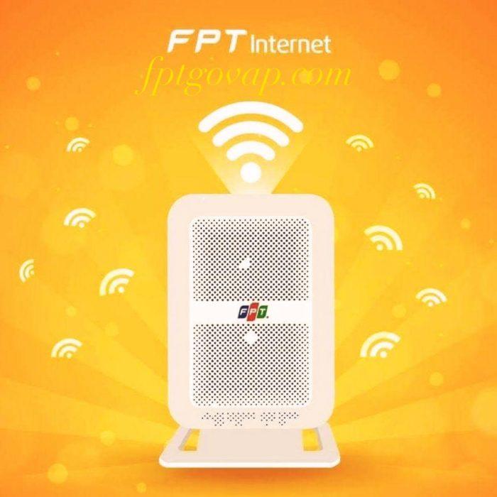 Modem wifi của FPT đẹp và cấu hình rất mạnh.