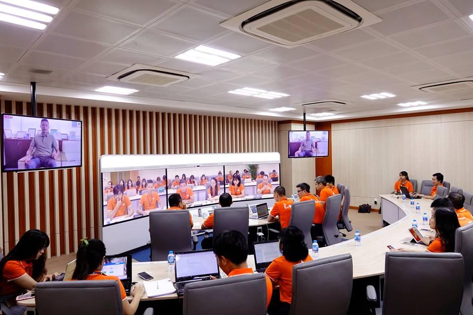 Thươn hiệu FPT đứng đầu trong các công ty công nghệ ở Việt Nam