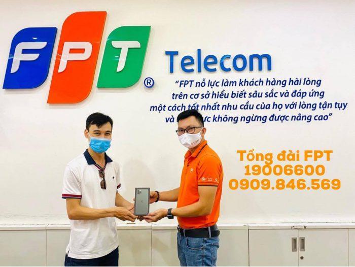 FPT Telecom luôn muốn mong muốn hợp tác dài lâu với khách hàng.