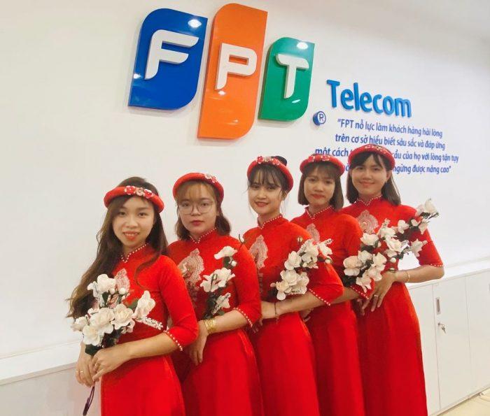 FPT Telecom - Nhà cung cấp dịch vụ hàng đầu Việt Nam.