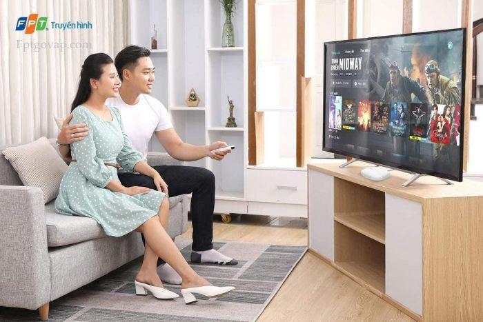 Đăng ký sử dụng dịch vụ truyền hình FPT thế hệ thứ 4 năm 2020.