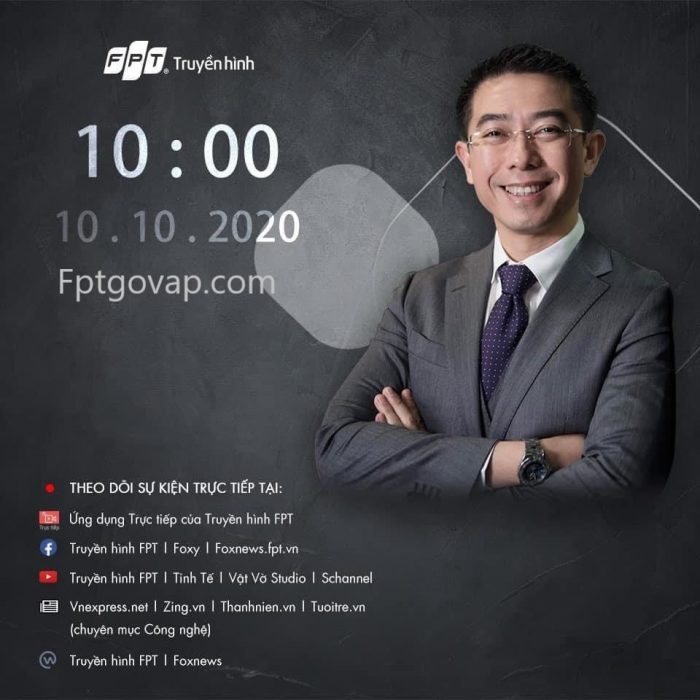 Truyền hình FPT thế hệ mới được ra mắt ngày 10/10/2020.
