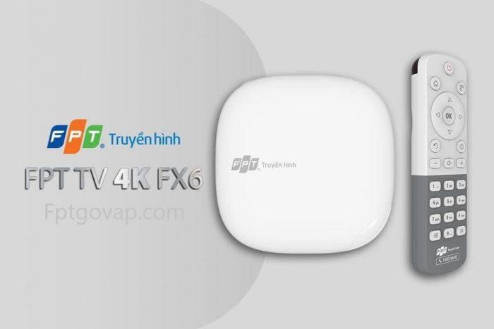 Thiết kế sang trọng đến từ truyền hình thế hệ mới của FPT Telecom.
