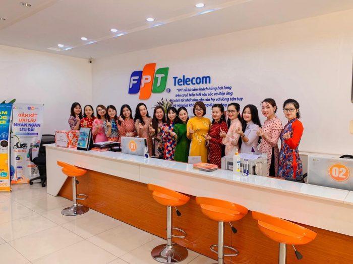 Chi nhánh FPT Telecom Quận 12.