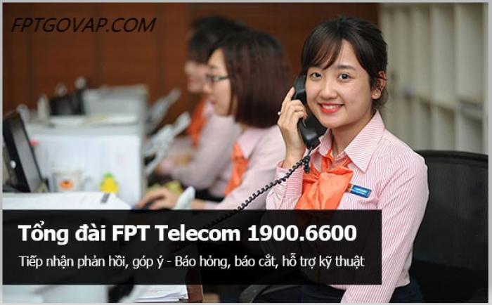 Tổng đài phụ trách mảng hủy hợp đồng của FPT Telecom 19006600