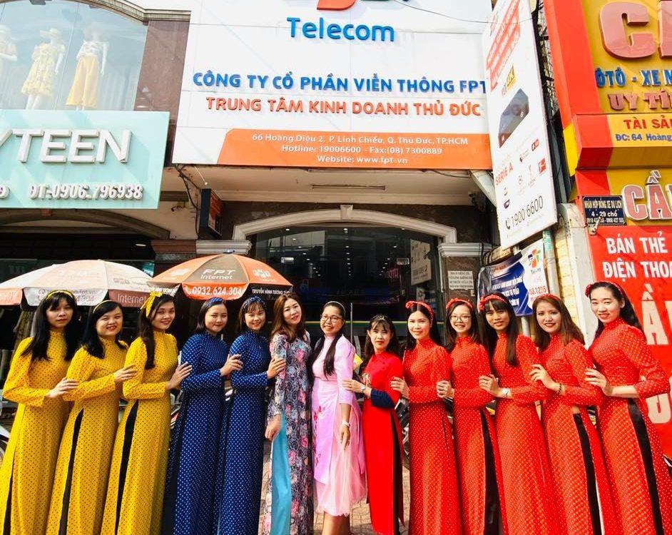 FPT Quận 2 ở địa chỉ 66 Hoàng Diệu 2, Phường Linh Chiểu, Quận Thủ Đức.