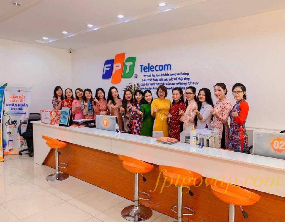 FPT Telecom Quận Gò Vấp.