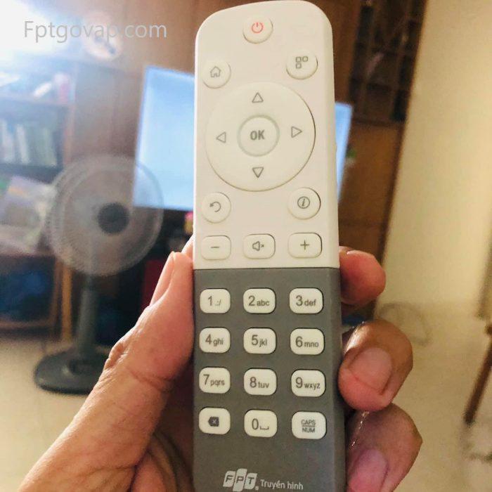 Remote hay thiết bị điện tử nào cũng dễ dàng bị hư khi bị rơi vỡ.