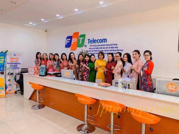 Dịch vụ lắp mạng FPT Quận Gò Vấp xin kính chào quý khách.
