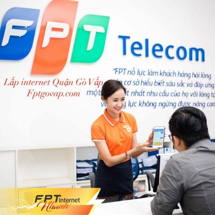 Hướng dẫn khách hàng đăng ký lắp mạng internet FPT Quận Gò Vấp.