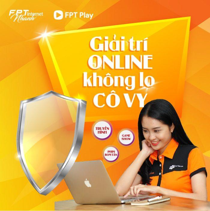 FPT Telecom đạt top10 thương hiệu được tin dùng nhất năm 2020 ở Việt Nam.