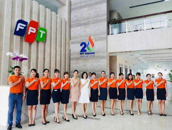 FPT Telecom luôn là doanh nghiệp dẫn đầu trong lĩnh vực viễn thông ở Việt Nam.