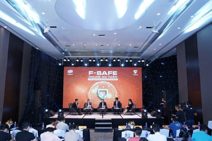Tính năng F-Safe bảo vệ tuyệt đối cho internet nhà bạn.