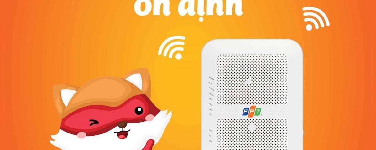 Giới thiệu 2 lý do lớn và phổ biến nhất làm cho internet, wifi FPT yếu, chậm.