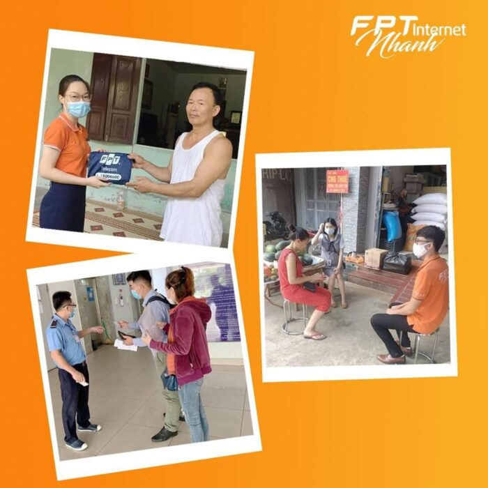FPT cam kết bảo trì, sửa chữa mạng kịp thời nhất cho khách hàng ở Quận 5.